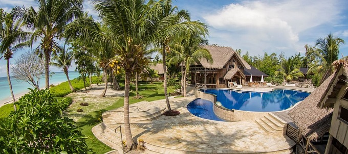 12 Hotel Tepi Pantai Terbaik di Indonesia - Kandui Villas