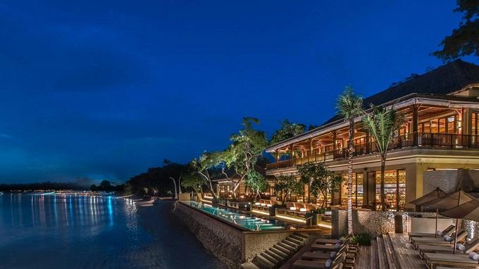 12 Hotel Tepi Pantai Terbaik di Indonesia - Sundara Bali at Jimbaran Bay