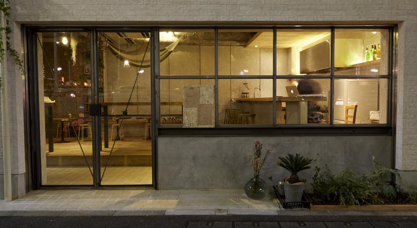 Inno Hostel & Pub Lounge Ueno