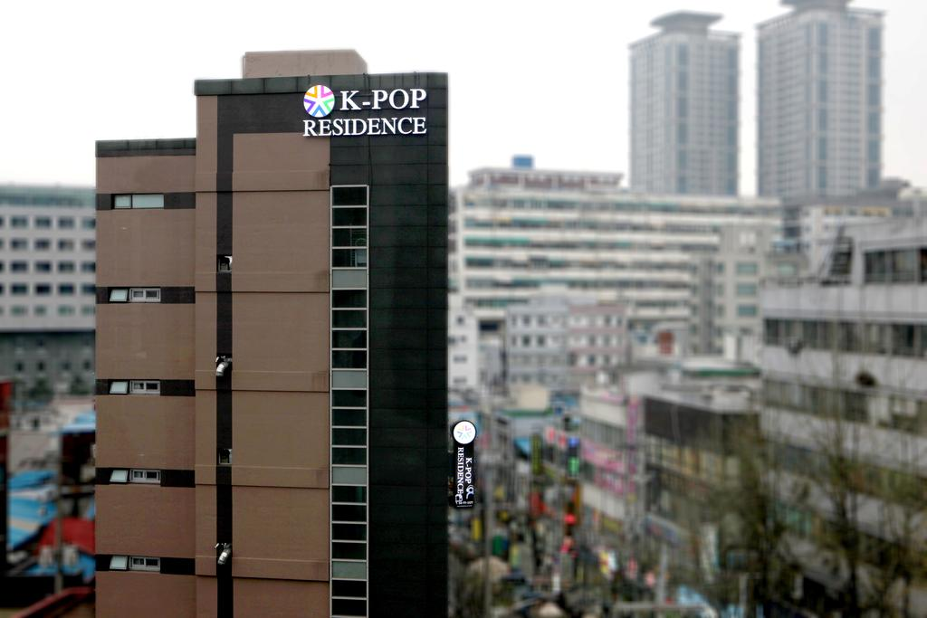 K-Pop Residence Chungmuro