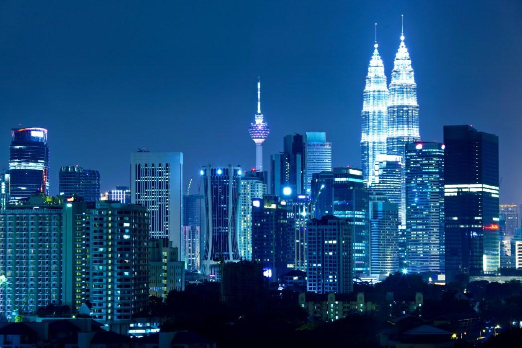 Twin Towers, salah satu ikon Malaysia yang paling terkenal