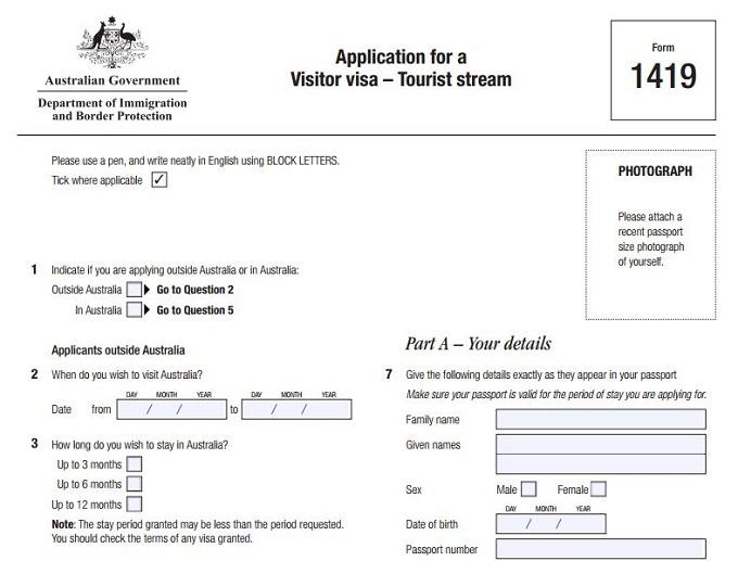 Panduan Mudah Membuat Visa Australia Skyscanner Indonesia