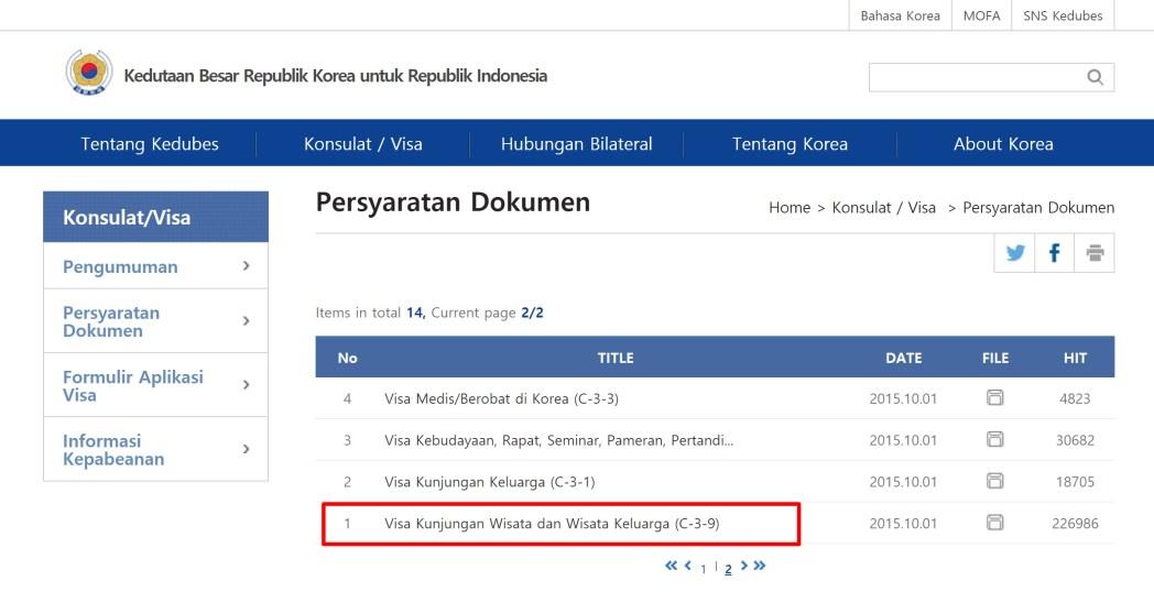 Cara Membuat Visa Korea Selatan Skyscanner Indonesia