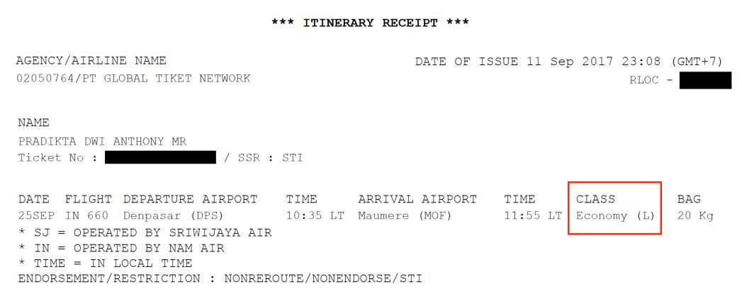 Cara Refund Tiket Sriwijaya Air Skyscanner Indonesia
